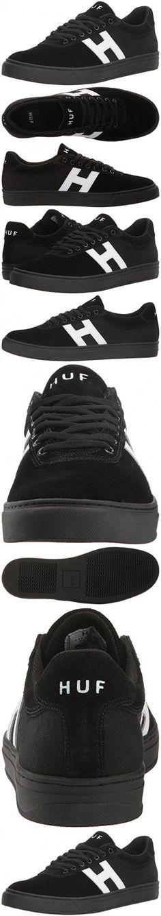 7e3538b2c9a HUF Men s Soto Skateboarding Shoe