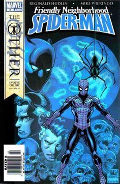Friendly Neighborhood Spider-Man # 2 by Mike Wieringo & Karl Kesel Spiderman, Batman, Comic Book Covers, Comic Books, Spider Verse, Comics Online, Mans World, Comic Art, Marvel Comics
