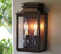 Outdoor Lighting Fixtures & Exterior Lighting | Pottery Barn