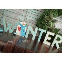 Winter Letters