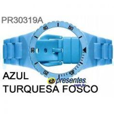 Pulseira Avulsa Original Champion AZUL TURQUESA FOSCO PR30319A