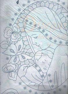 Gallery.ru / Фото #103 - disegni ricamo - antonellag:
