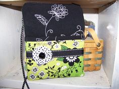 Passport case or gadget case  with neck strap or by civilwarlady, $12.99