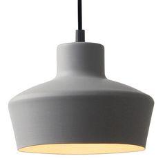 Pendant Lamp Retro | Matt Black | 20x17cm | The Big Lighting Sale @ The Home
