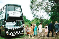 Double Decker Bus!