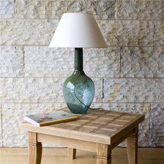 Lighting, Design, Turquoise, Sea, Home Decor, Bedside Lamp, Light Fixtures, Decoration Home, Room Decor