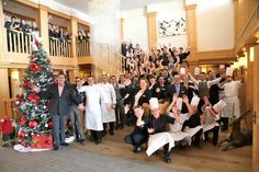 Toute l'équipe du RoyAlp vous souhaite une merveilleuse nouvelle année ! Et attend de vous accueillir en 2018 avec plaisir! Spa, Bridesmaid Dresses, Wedding Dresses, Alps, Bridesmaid Dress, Winter, Bridesmade Dresses, Bride Dresses, Bridal Gowns