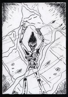 Ilustração para o livro Biosfera Alien - A Arca Jurássica. Ebook disponível em http://biosferaalien.blogsp... E prepare-se para o lançamento do livro impresso: 31/07/2015. Ebook cover Biosphere Alien - The Jurassic Ark. Available in http://biosferaalien.blogsp... And get ready for the launch of the printed book: 31/07/2015