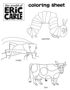 1000 images about eric carle lesson ideas on pinterest for Eric carle chameleon template
