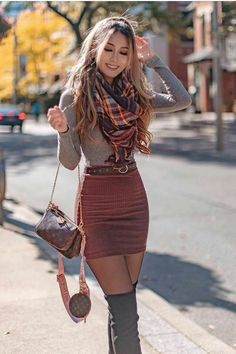 15+ Outrageously Cute Thanksgiving Outfits You Need To See