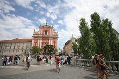O que fazer na pequena Eslovênia e em sua capital Liubliana