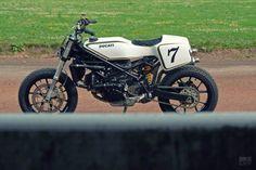 Sports Tourer to Street Tracker: Deep Creeks Ducati ST2