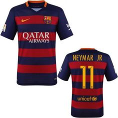 Free Fedex shipping - Usually ships same day Official Nike Neymar JR Barcelona jersey youth, kids and boys sizes Nike Dri Fit, Polyetser, Imported Ret Neymar Barcelona, Barcelona Jerseys, Barcelona Football, Messi Shirt, Messi 10, Nike Soccer, Soccer Jerseys, Soccer Kits, Nike Roshe Run