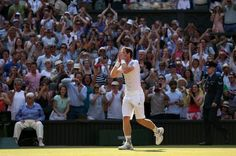 Wimbledon Champion 2013 - Andy Murray
