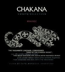 Bodegas Chakana Estate Malbec. So after the wonderful French Malbec last week at our Pop-uP Wine Bar, another great example of the grape, this time from Argentina, where it is rapidly the nation's favourite. Despite being a large estate, Chakana use small tank to vinify, maintaining the identity of different soil plots. Working with a biodynamic expert, they are shifting their production to organic farming. 18 months ageing in French barrels round this Malbec off. Expect creamy red and…