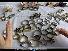 Видео МК Крепление к основам и изготовление каттеров ( подробнейший процесс ). - Ярмарка Мастеров - ручная работа, handmade