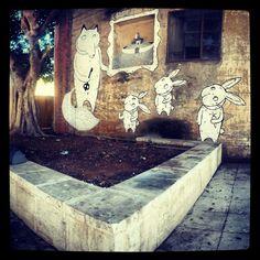 Cantieri Culturali alla Zisa - Palermo - By squeezedmind on Instagram #sicily #graffiti #streetart