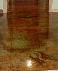 1000 Images About Concrete Stained Flooring On Pinterest