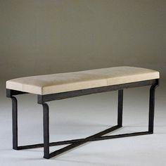 Christian Liaigre, Inc. Hobereau Bench