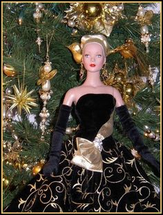 Carmela's Doll Collection