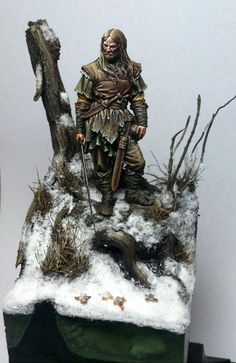 Saxon Chieftain