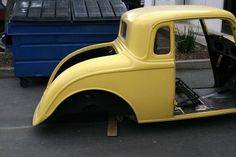 How to Build a Stage Car for Grease