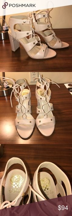 Vince Camuto Heels Size 8. Brand new : ) ! Vince Camuto Shoes Heels