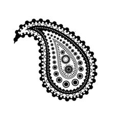 50+ Paisley Pattern Tattoos Designs