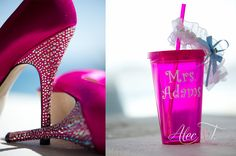 I want the cup....with Mrs. Powell on it!!! And the SHOES!!!