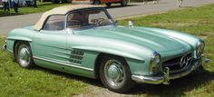 1957 Mercedes-Benz 300 SL Roadster