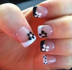Nail Tips Designs Idea 55 gorgeous french tip nail designs for a classy manicure Nail Tips Designs. Here is Nail Tips Designs Idea for you. Nail Tips Designs nail tip designs ideas resume format white french tips but. Nail Tips Des. French Tip Nail Designs, Flower Nail Designs, Nail Art Designs, Nails Design, Snowflake Designs, Fingernail Designs, French Nails, French Pedicure, Manicure E Pedicure