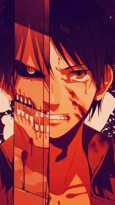 Eren Yeager, Shingeki no Kyojin-Attack on Titan - Anime Otaku Anime, Manga Anime, Fanarts Anime, Anime Art, Manga Boy, Attack On Titan Season 2, Attack On Titan Funny, Attack On Titan Fanart, Attack Titan