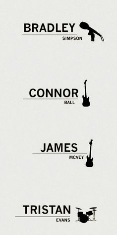 Brad Simpson Connor Ball James McVey Tristan Evans The Vamps Wallpaper