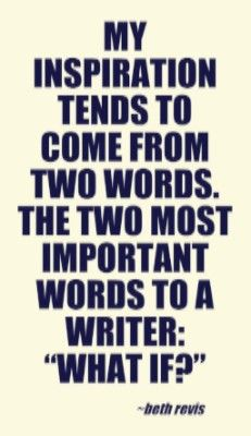 This Week's Writing