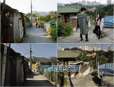 [TV맵] '착한남자' 송중기 달동네 집...정릉 주택가 두 달간 물색 by 세아♪