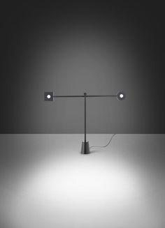 Jean Nouvel's Equilibrist light for Artemide 2014