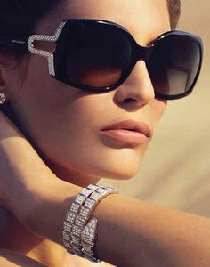 d3dcffcf7f5ec bulgari sunglasses 2014.. awesome jewelry so of course perfected the  glasses Óculos De Sol