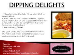DIPPING DELIGHTS Flaschengeist Original Dukkah Flaschengeist Chilli Dukkah Flaschengeist Infused Oils