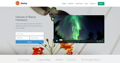 Free Responsive Website HTML and CSS Templates