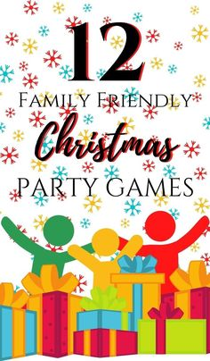 12 Days of Christmas with 12 Family Friendly Party Games It's Shirley of Intelligent Domesticationsand I'm happy to be kicking off our 12 Days of Christmas series along with Erlene today! We will be sharing;