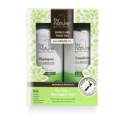 Damaged Hair Twin Pack - With Argan Oil