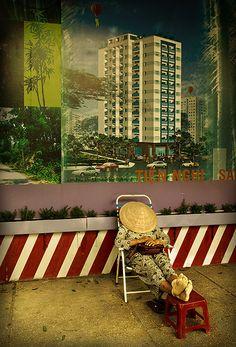 STOP! Siesta ... Saigon, Vietnam