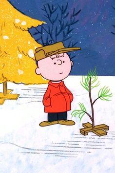 Love my Charlie Brown trees!