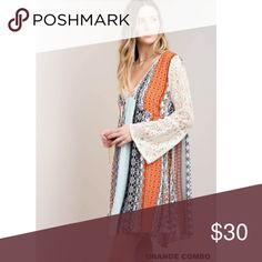 Mixed Print Boho Dress Brand new boutique item! 💕   Bundle 2 or more items for 15% off OR 6 or more items for 25% off!!  Please make an offer using the offer button instead of comment section.   All boutique clothing items are non negotiable at this time ☺️  Thank you for shopping my closet!! ❤️ Dresses Mini