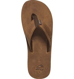 acfed806e0a Reef Leather Smoothy Sandal - Men s Summer Clothes Sale