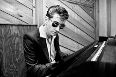 """""""Let's just make something that we haven't made before."""" Alex Turner"""