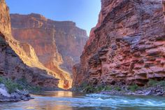 The American Southwest.