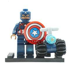 Captain America con Macchina - Avengers Supereroi- Compat... https://www.amazon.it/dp/B01CNT08XE/ref=cm_sw_r_pi_dp_ZEfuxbSDW2RXN