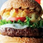 [Burger Recipe] Yellow Burger from Eat St, the Cookbook