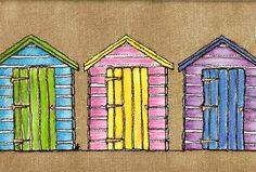 Katie Essam Beach Hut